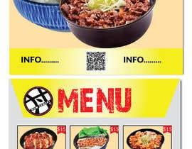 #33 para Create a food flyer de piashm3085