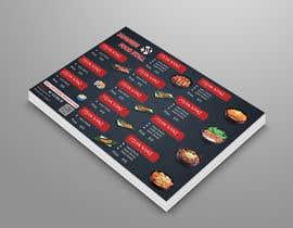 #39 para Create a food flyer de NhDesignz