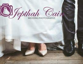 "#26 for I need a logo designed for my business name "" Jepthah Cain Wedding Photography "" by zubishahgfx"