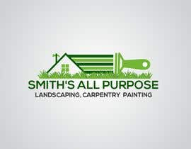 nº 117 pour Design a Logo for a landscaping, carpentry, and painting business par designsbysana