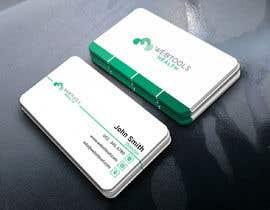 #552 untuk Business Card Design - Webtools Health oleh Farid214