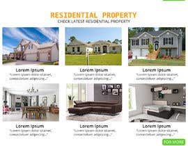 #63 for Design my Real Estate Homepage by JohnDigiTech