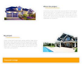 #4 for Design my Real Estate Homepage by nikhiltank35