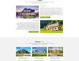 #52 for Design my Real Estate Homepage by Dmamun18