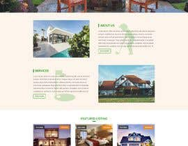 #33 for Design my Real Estate Homepage by ZephyrStudio