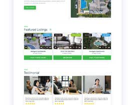 #60 for Design my Real Estate Homepage by yizhooou