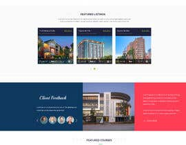 #49 for Design my Real Estate Homepage by AnABOSS