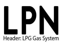 nº 38 pour Get my LPG Gas Tank Logo designed. par darkavdark
