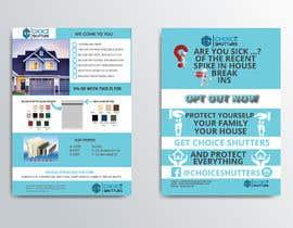 #41 untuk Design Flyer oleh ARIYAN0444