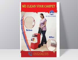 #59 για Rug Doctor - Carpet cleaning από afrozeamina69