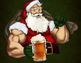 #43 for Santa's Big Fat Pale Ale by paulormr94