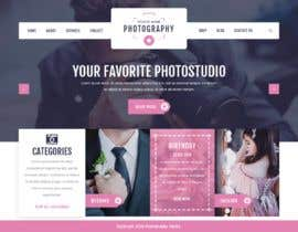 #5 para Build web site for photogrpaher por jahangir505