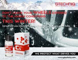 Číslo 4 pro uživatele Design an Automotive Detailing Advertisement for Winter od uživatele SigitJr