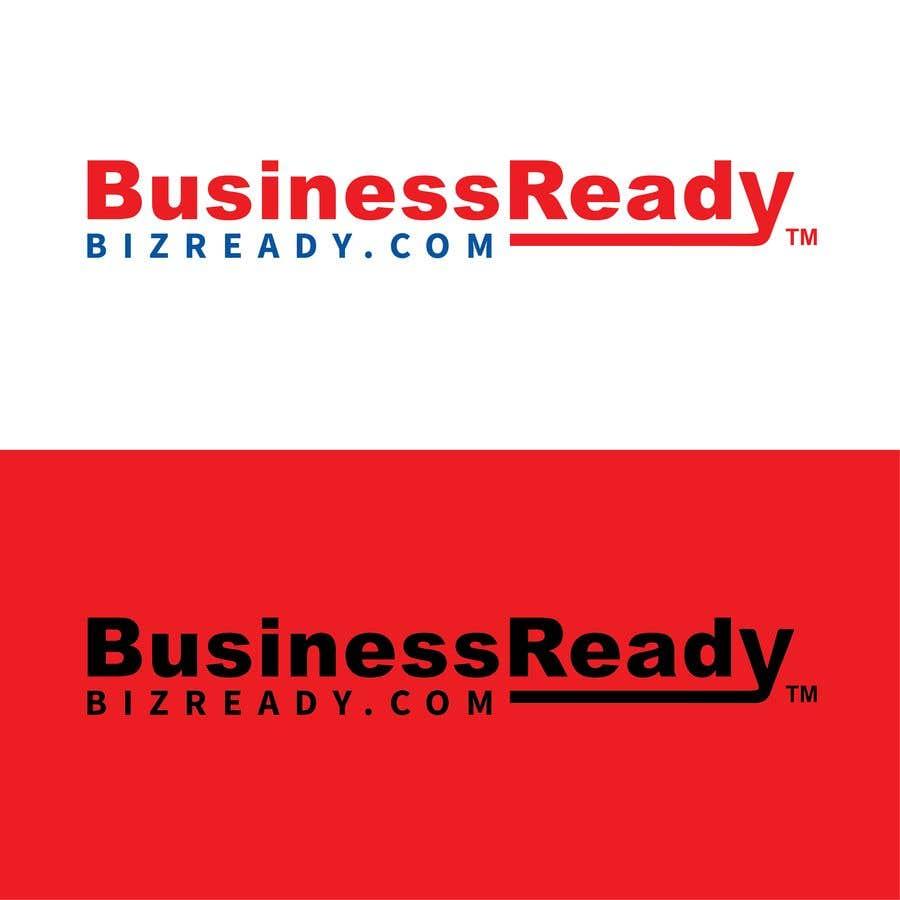 Конкурсная заявка №72 для Design a graphic LOGO for: BizREADY.com