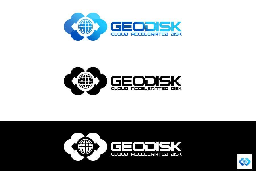 Proposition n°114 du concours Logo Design for GeoDisk.org