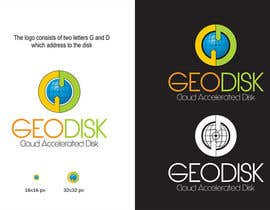 #136 for Logo Design for GeoDisk.org by arturkh