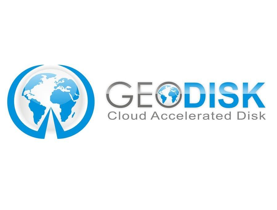 Proposition n°105 du concours Logo Design for GeoDisk.org