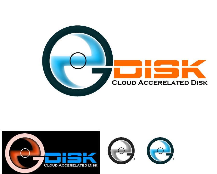 Proposition n°124 du concours Logo Design for GeoDisk.org