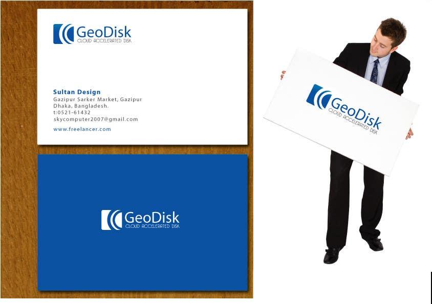 Proposition n°180 du concours Logo Design for GeoDisk.org