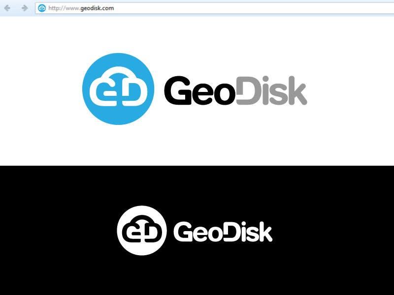 Proposition n°33 du concours Logo Design for GeoDisk.org