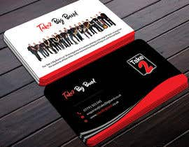 #131 for Design a business card for a Big Band by Srabon55014