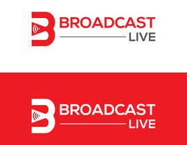 "#91 untuk Logo for Live Streaming Business - ""Broadcast Live"" oleh soniasony280318"