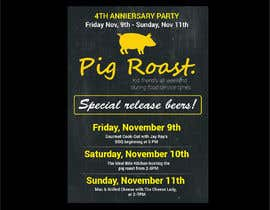 #51 for Flyer Design  4 Year anniversary weekend by merazislam1