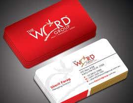 #231 , Re-design Business cards 来自 creatideasbd