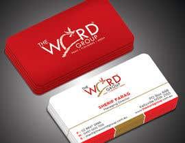 #233 , Re-design Business cards 来自 creatideasbd