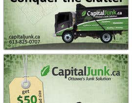 #7 for Flyer Design for Junk remval company by plesua