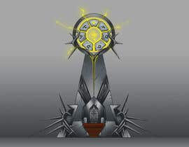 nº 4 pour Design Concept art of  a Throne for a game par vothaidezigner