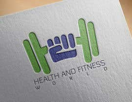 #164 , create a LOGO health & fitness world 来自 MAFUJahmed