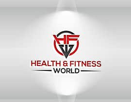 #46 , create a LOGO health & fitness world 来自 freshdesign43