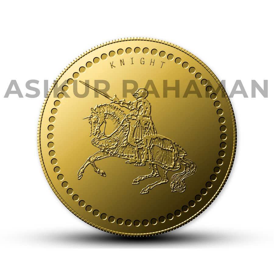 Kilpailutyö #1 kilpailussa Commemorative Coin Company Design