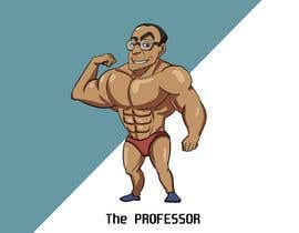 #29 for Cartoonist Job for Funny Bodybuilder Drawings (CONTEST for selection) by Khiemmy