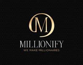 #23 for MILLIONIFY LOGO CONTEST af Jevangood