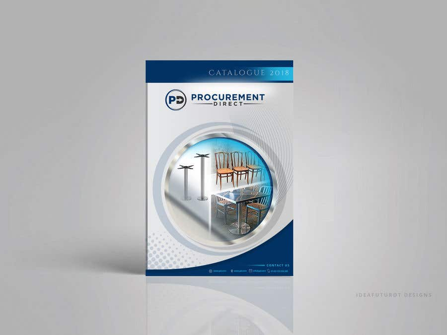 Entri Kontes #74 untukDesign a PSD Brochure Template