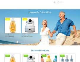 Nro 33 kilpailuun Create a beautiful spritual website using Shopsite and wordpress käyttäjältä rajbevin