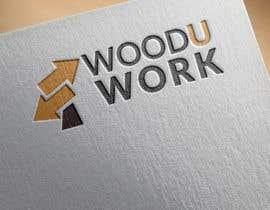 #9 cho Logo design Wooduwork bởi CreativeDesignH9