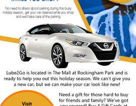 #1 for Create a flyer for mall holiday shoppers by ritadk