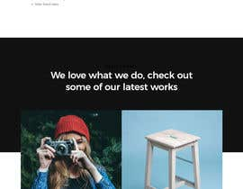 #23 para Design a Website Mockup de ganupam021