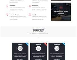 #54 for Develop company website by amnashanwar