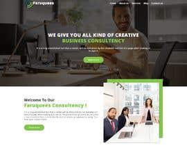 #65 untuk Build a website for Quantworks oleh dreamplaner