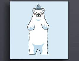 #29 for Design cute polar bear for GOOD CAUSE saving energy awareness campaign af abiadalyssac
