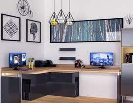 #45 για 3D Interior design for an office από unitdesignstudio