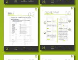 #18 for Tender Proposal / Brochure by yunitasarike1