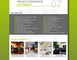 #19 for Tender Proposal / Brochure by yunitasarike1