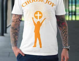 """#12 untuk The workshop is called """"Choose Joy"""". This is a youth workshop at the 45th Annual Episcopal Diocese of San Diego Convention. so the words """"Choose Joy"""" prominent. Possibly incorporate something in to reflect Christianity. oleh soikot08"""