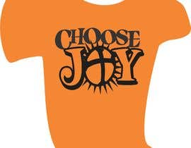 """#3 untuk The workshop is called """"Choose Joy"""". This is a youth workshop at the 45th Annual Episcopal Diocese of San Diego Convention. so the words """"Choose Joy"""" prominent. Possibly incorporate something in to reflect Christianity. oleh signcre8r"""