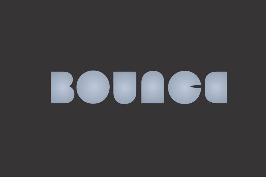 Konkurrenceindlæg #630 for Logo Design for Bounce